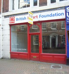 Thumbnail Retail premises for sale in St Peters Street, Hereford