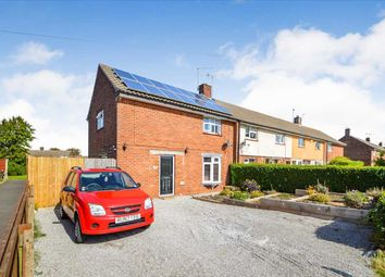 Thumbnail 3 bed end terrace house for sale in Croft Road, Keyworth, Nottingham