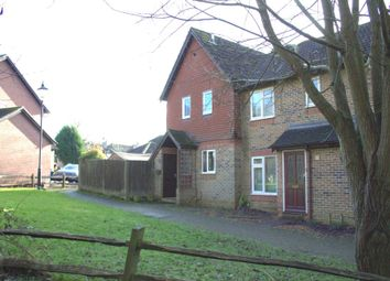 Thumbnail 1 bed semi-detached house to rent in Haybarn Drive, Horsham