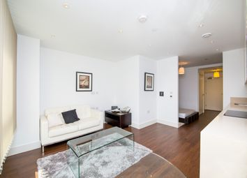 Thumbnail Studio for sale in Queensland Terrace, Finsbury Court, Islington