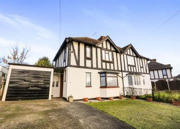 Thumbnail 3 bed semi-detached house for sale in Woolgrove Road, Hitchin, Hertfordshire, England