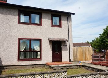 Thumbnail 3 bedroom semi-detached house for sale in Eskdale Avenue, Dundee