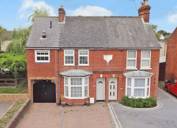 Thumbnail 4 bed semi-detached house for sale in Hythe Road, Willesborough, Ashford