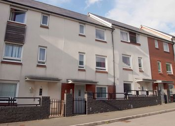 Thumbnail 4 bed town house for sale in Ffordd Donaldson, Copper Quarter, Swansea