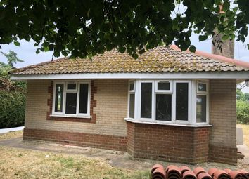 Thumbnail 3 bed detached bungalow to rent in Slab Lane, Woodfalls, Salisbury