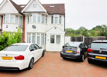 Thumbnail 4 bed semi-detached house to rent in Maxwelton Close, Mill Hill London
