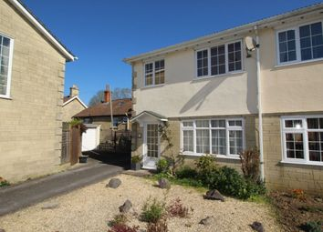 Thumbnail 3 bed semi-detached house for sale in Curzon Close, Calne