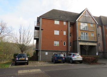 Thumbnail 2 bed flat for sale in Millward Drive, Bletchley, Milton Keynes