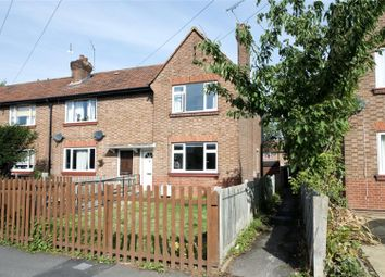 Thumbnail 3 bed end terrace house for sale in Cleves Road, Richmond, Surrey