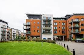 Thumbnail 1 bed flat to rent in Cherrywood Lodge, Hither Green, London