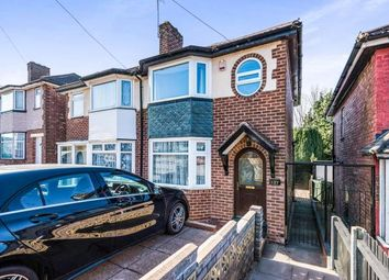 Thumbnail 3 bedroom semi-detached house for sale in Thurlestone Road, Birmingham, Northfield, West Midlands