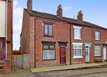 Thumbnail 3 bed end terrace house for sale in High Street, Halmer End, Stoke-On-Trent