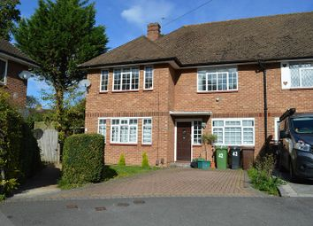 Thumbnail 2 bed maisonette to rent in Collier Close, Epsom, Surrey