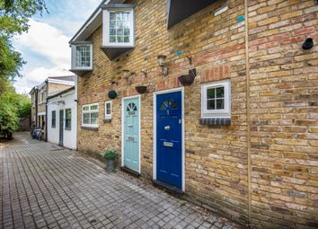 Thumbnail 2 bed terraced house for sale in Bakers Yard, Oak Lock Mews, Chiswick