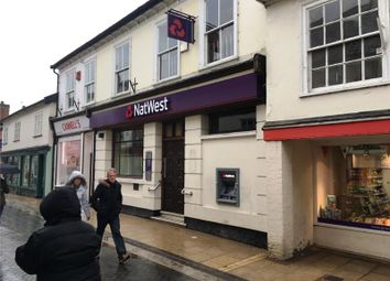 Thumbnail Retail premises for sale in 49-50, Mere Street, Diss, Norfolk, UK