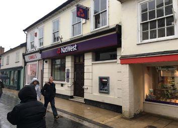 Thumbnail Retail premises for sale in 49-50, Mere Street, Diss, Norfolk, UK
