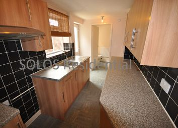 Thumbnail 2 bed terraced house to rent in Portland Street, New Houghton, Mansfield