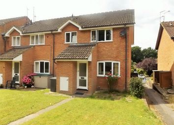 Thumbnail 2 bed end terrace house to rent in Bloomsbury Way, Blackwater, Surrey