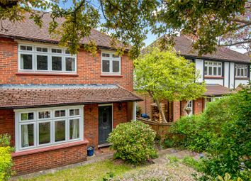 Thumbnail 3 bed semi-detached house for sale in Overdale, Dorking, Surrey