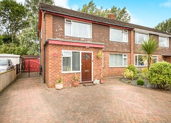 Thumbnail 5 bed semi-detached house for sale in Lugano Road, Bramhall, Stockport