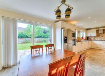 Thumbnail 6 bed detached house for sale in Boyce Crescent, Old Farm Park, Milton Keynes