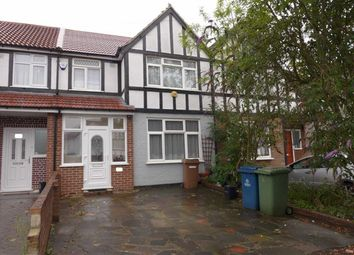 Thumbnail 3 bed terraced house for sale in Fisher Road, Harrow Weald, Middlesex
