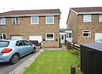 Thumbnail 3 bed semi-detached house for sale in The Links, Coleford