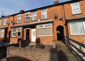 Thumbnail 3 bed terraced house for sale in Bostock Road, Ipswich