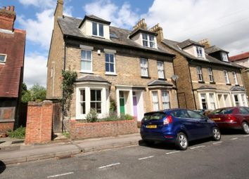 Thumbnail 4 bedroom terraced house to rent in Abbey Road, Oxford