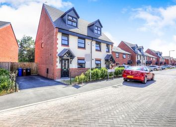 Thumbnail 3 bed semi-detached house for sale in Hawthorn Avenue, Hazel Grove, Stockport, Cheshire