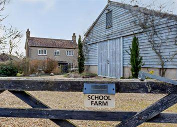 Honeydon, Bedford, Bedfordshire MK44. 5 bed equestrian property for sale