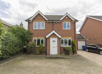 Thumbnail 4 bed detached house for sale in Netherthorpe, Staveley, Chesterfield
