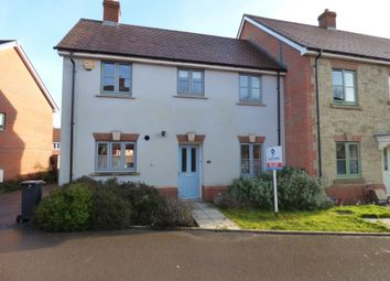 Thumbnail 3 bed end terrace house to rent in Anstee Road, Shaftesbury