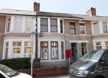 Thumbnail 1 bed flat for sale in Grosvenor Street, Canton, Cardiff
