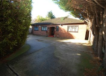 Thumbnail 3 bed detached bungalow for sale in Timberlog Lane, Basildon, Essex