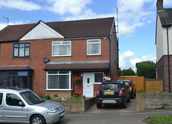 Thumbnail 3 bed semi-detached house for sale in Lower Milehouse Lane, Newcastle-Under-Lyme