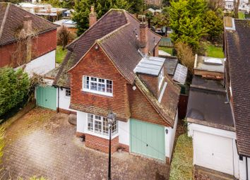 Thumbnail 3 bed detached house for sale in Belmont Rise, Sutton, Surrey