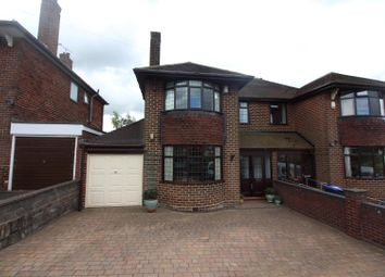 Thumbnail 3 bed semi-detached house for sale in Ash Way, Ash Bank, Stoke-On-Trent