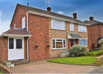 Thumbnail 4 bed semi-detached house for sale in Grasmere Grove, Rochester
