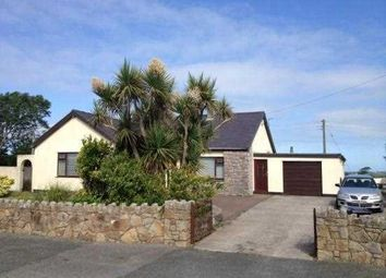 Thumbnail 3 bed detached bungalow for sale in Newborough, Llanfairpwllgwyngyll