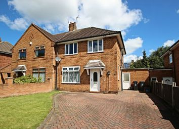 Thumbnail 3 bedroom semi-detached house for sale in Bevan Avenue, Talke Pits, Stoke-On-Trent
