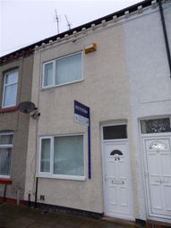 Thumbnail 3 bedroom terraced house to rent in Oliver Street, Middlesbrough