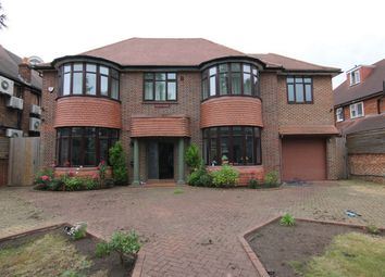 Thumbnail 7 bed detached house for sale in Brondesbury Park, London