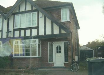 Thumbnail 4 bedroom property to rent in Queens Road East, Beeston, Nottingham