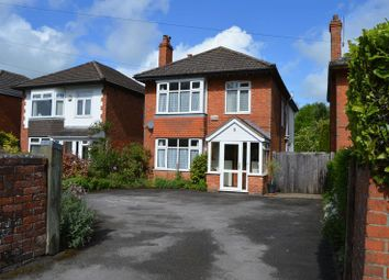 Thumbnail 4 bed detached house for sale in Grosvenor Road, Shaftesbury