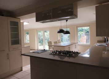 Thumbnail 5 bed detached house to rent in Pine Road, Chandler's Ford, Hiltingbury, Eastleigh, Hampshire