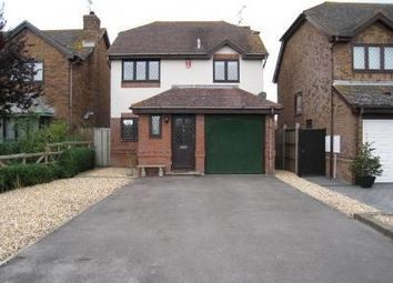 Thumbnail 3 bedroom detached house to rent in Juniper Close, Middleton-On-Sea, Bognor Regis