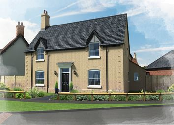 Thumbnail 5 bed detached house for sale in Plot 52, 1 Hill Close, Brington, Huntingdon