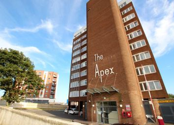 Thumbnail 2 bed flat to rent in The Apex, Oundle Road, Peterborough
