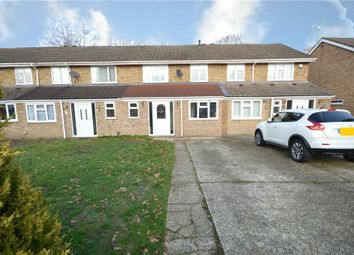 Thumbnail 3 bed terraced house for sale in Ashfield Green, Yateley, Hampshire
